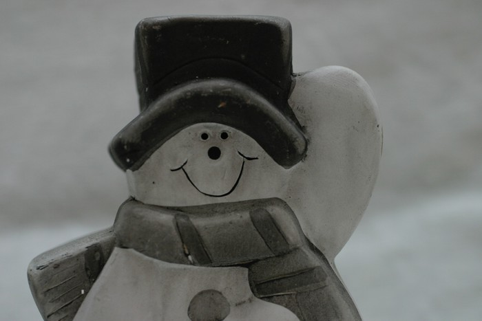 Vinylová Tapeta Vánoční figurka - Mezinárodní svátky
