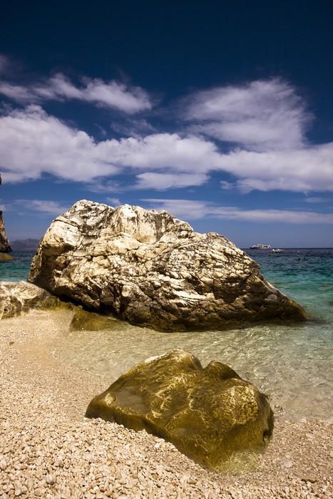 Vinylová Tapeta Sardegna - Prázdniny