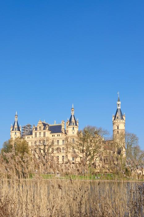 Vinylová Tapeta Schwerin hrad - Památky
