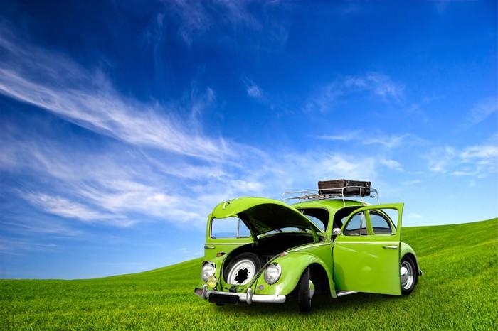 fototapete beetle car pixers wir leben um zu ver ndern. Black Bedroom Furniture Sets. Home Design Ideas