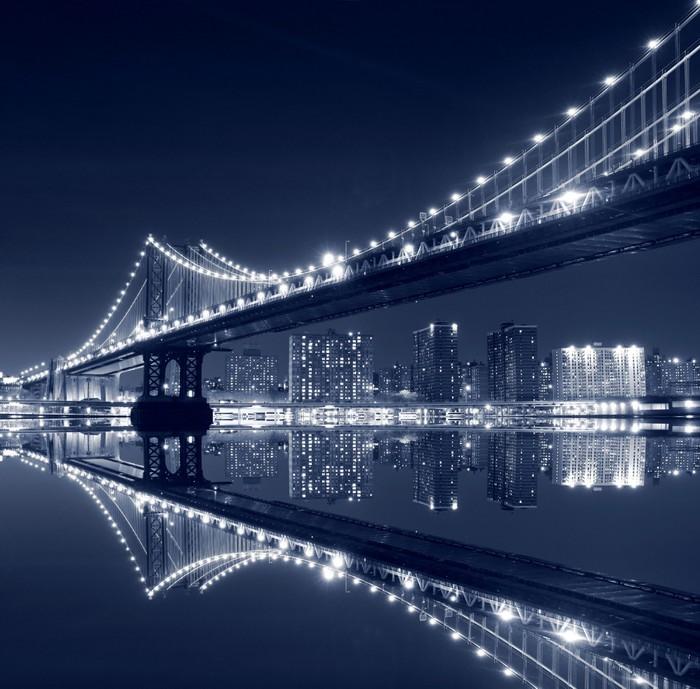 Diptyque Manhattan Bridge et Manhattan At Night -