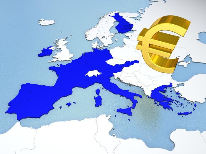 romania and the euro zone