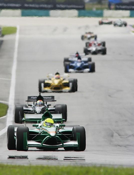 Leinwandbild A1 Grand Prix - Themen