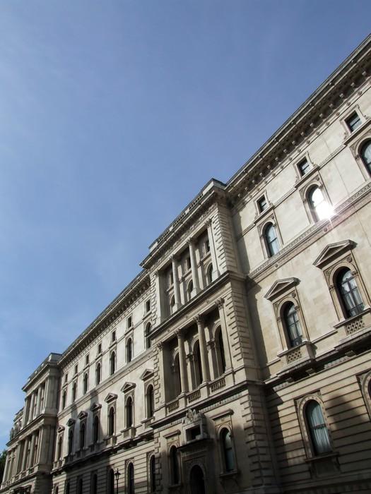 Vinylová Tapeta Foreign Office - Evropská města