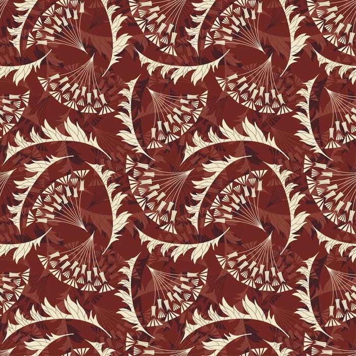 papier peint motif floral moderne dans pixers nous vivons pour changer. Black Bedroom Furniture Sets. Home Design Ideas