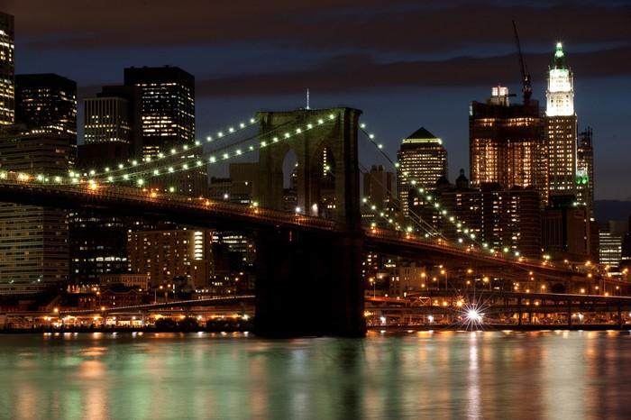 Brooklyn Bridge Wall Mural Pixers We live to change
