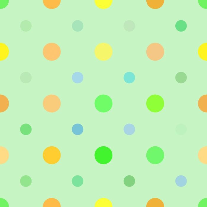 Pixerstick Aufkleber Punkte Hintergrund - Themen