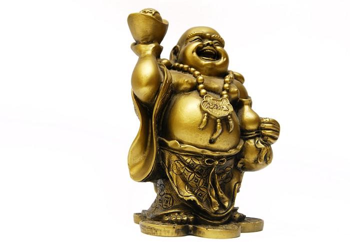 Vinylová Tapeta Buddha - Nálepka na stěny