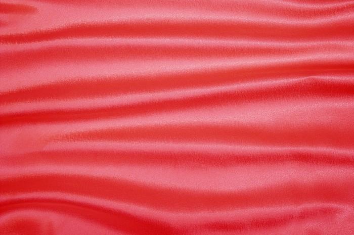 Vinylová Tapeta Červená vlna - Struktury