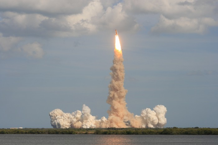 Vinylová Tapeta Zahájení Space Shuttle - Amerika
