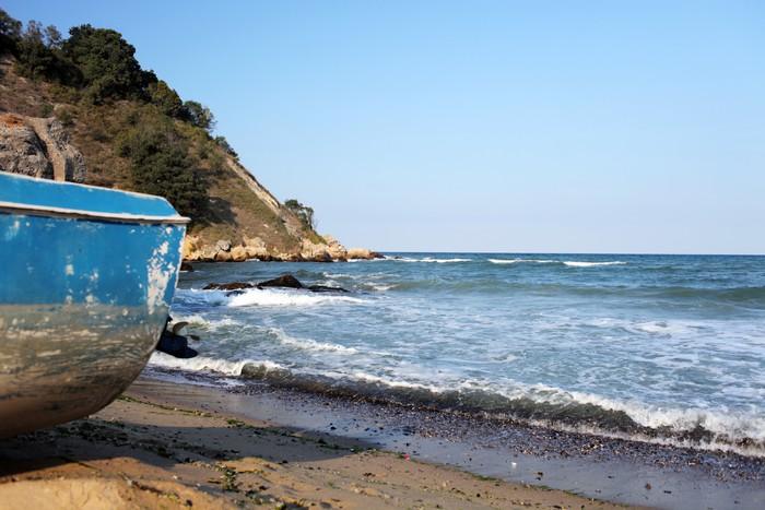 Vinylová Tapeta Karadere pláž - Evropa