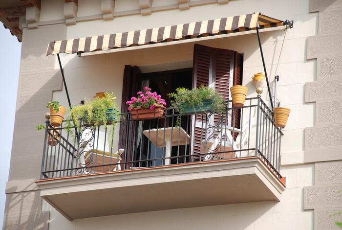 Kleiner Balkon kleiner balkon wall mural pixers we live to change