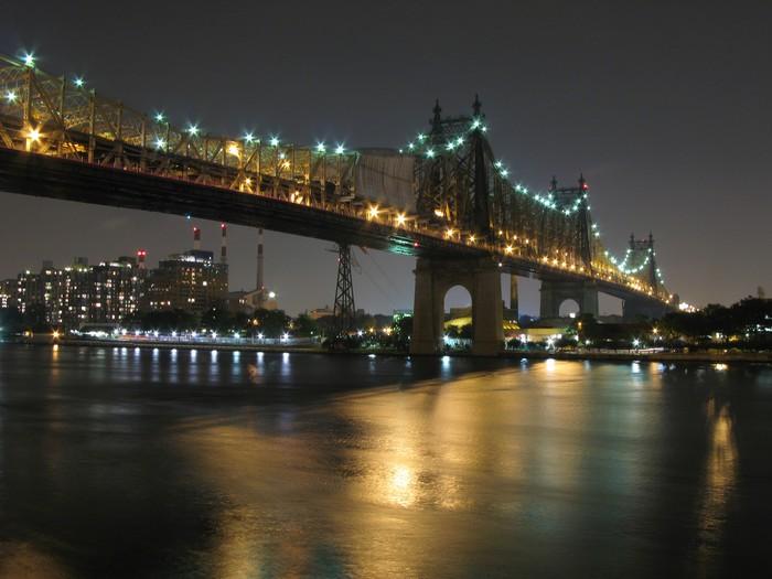 Vinylová Tapeta Queensboro Bridge - Brooklynský Most