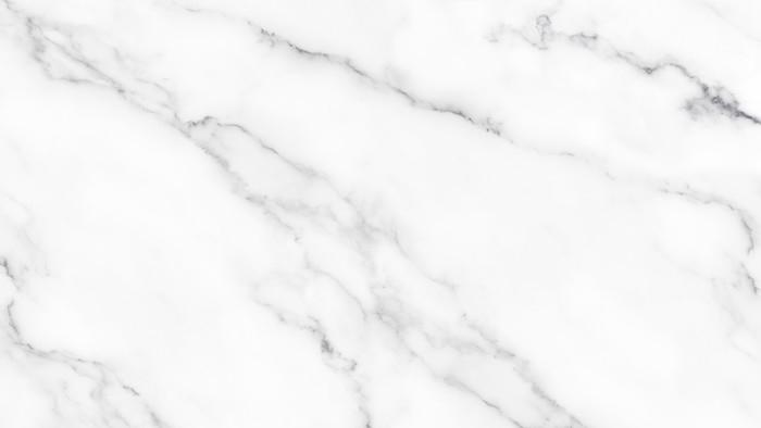 Pixerstick Aufkleber Weiße Marmorbeschaffenheit mit natürlichem Muster für Hintergrund - Hobbys und Freizeit
