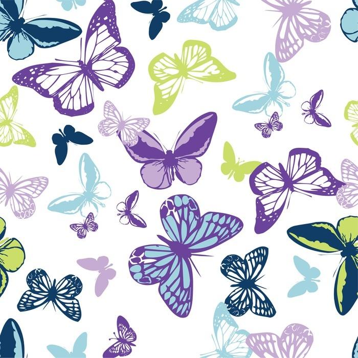 papier peint motif floral pixers nous vivons pour changer. Black Bedroom Furniture Sets. Home Design Ideas