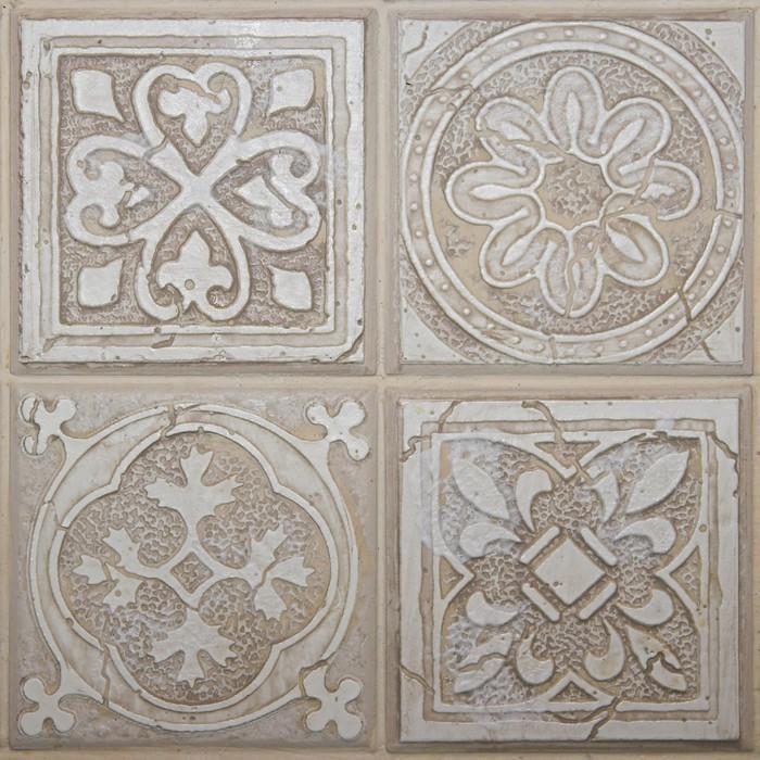 Carta da parati decorativi piastrelle ceramiche pixers for Piastrelle in vinile