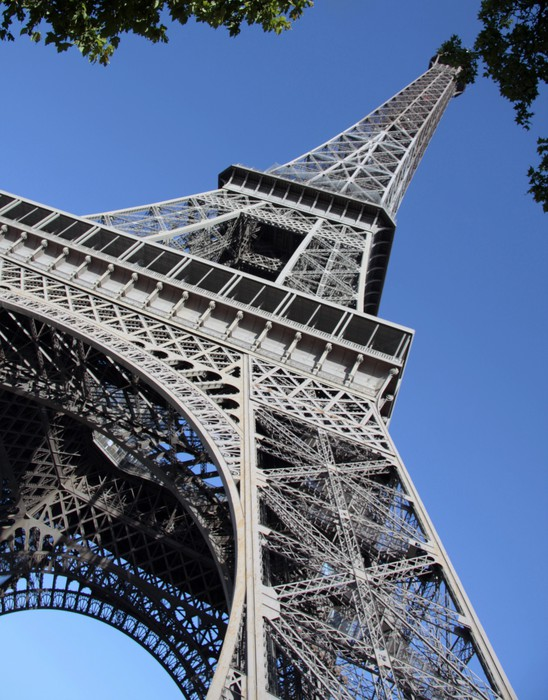 Vinylová Tapeta Tour Eifflel, Paris 10 - Evropská města