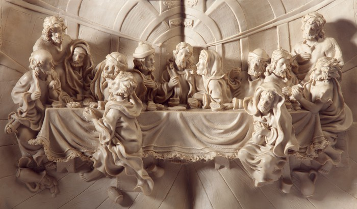 The Last Supper Wall Mural Pixers We live to change