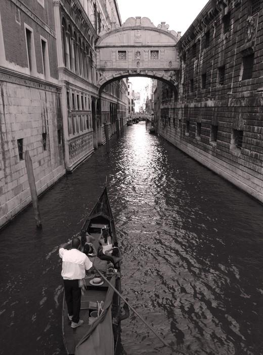 Poster Venedig - Teman