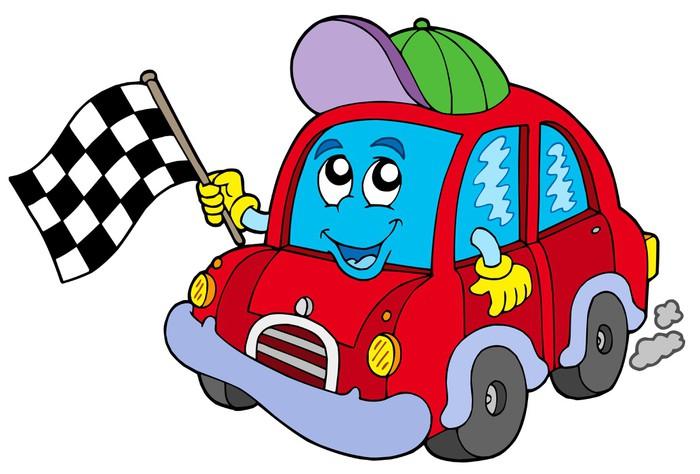 Car race starter