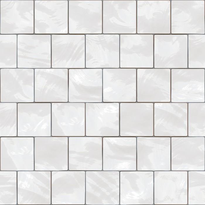 Carta da parati shiny seamless texture piastrelle bianche pixers viviamo per il cambiamento - Piastrelle bagno texture ...