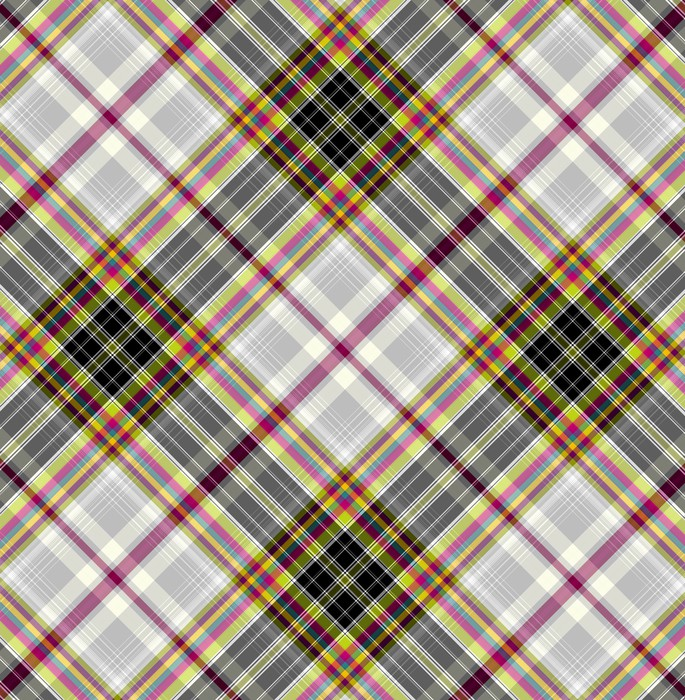 Papier peint tissu a carreaux tartan haute resolution for Kitchen cabinets lowes with papier peint 4 mur