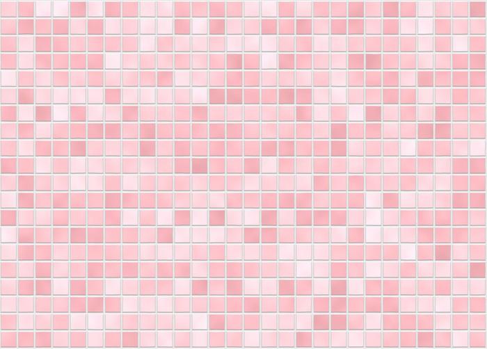 fotomural estndar fliesen azulejo rosa rosa industria pesada - Azulejos Rosa