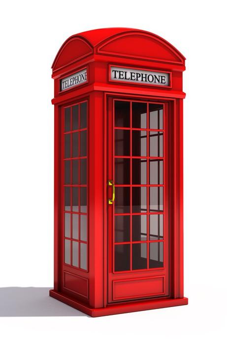 Resultat d'imatges de cabina de telefono