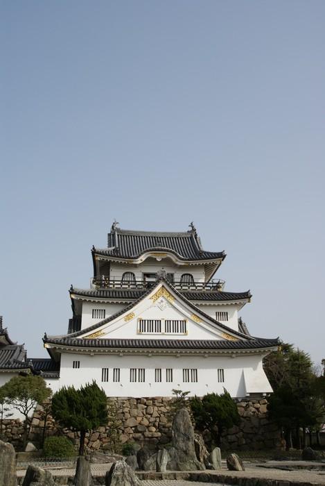 Vinylová Tapeta Japanese Castle - Asie
