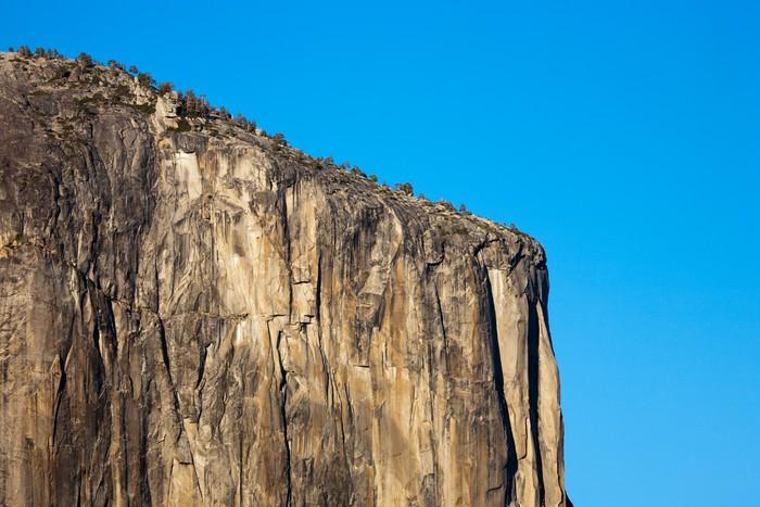 Vinylová Tapeta El Capitan Yosemite NP USA - Amerika