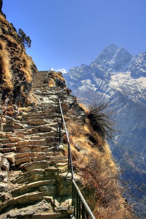 Vinylová Tapeta Nepál / Himálaj - Everest Trek - Témata