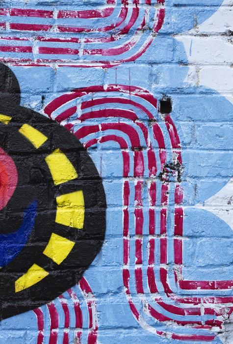 Vinylová Tapeta Urban graffiti - Umění a tvorba