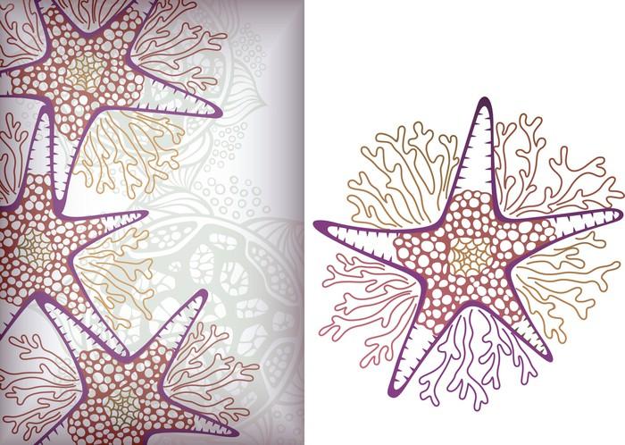 Vinylová Tapeta Sea Life 6 - Vodní a mořský život