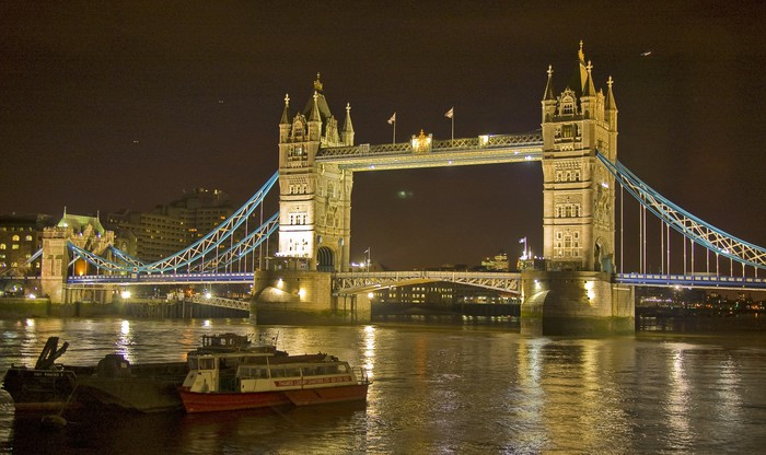 Vinylová Tapeta The London Bridge - Témata