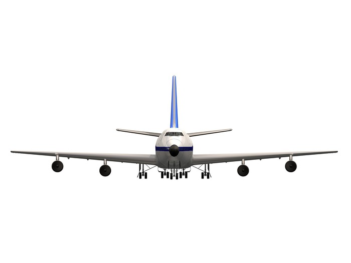 Vinylová Tapeta Avion rovina - Vzduch