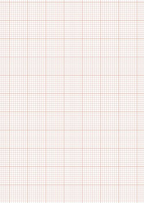 Sticker Graphique Feuille A4 De Papier Rouge Pixers Nous Vivons