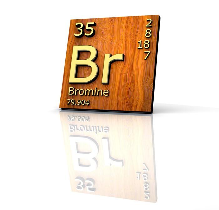 Fotomural el bromo forma tabla peridica de los elementos board fotomural el bromo forma tabla peridica de los elementos board estndar urtaz Images