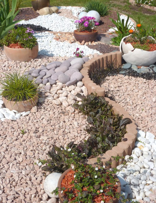 jardin sec 3 pixerstick sticker home and garden - Jardin Sec
