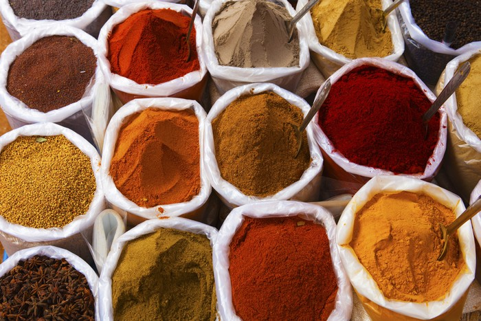 an analysis of spices Analytical methods manual the official analytical methods of the american spice trade association provide the industry standard for analysis of aflatoxins b 1.