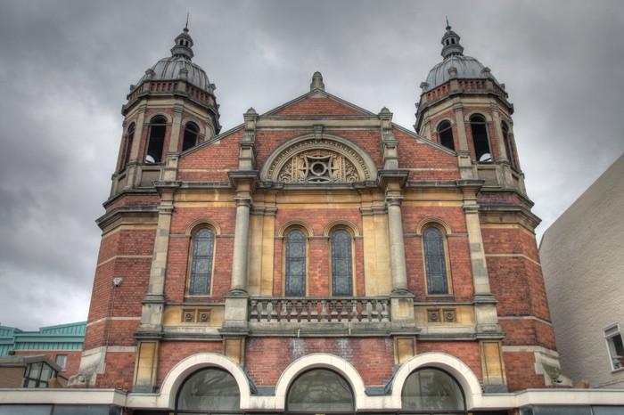 Vinylová Tapeta Coventry - United reformovaná církev - Veřejné budovy