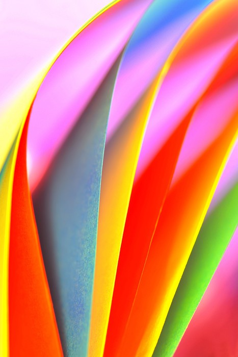 abstract colourfull paper