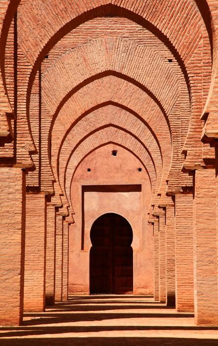 Nálepka Pixerstick Tinmal Moschee v Marokko - Témata