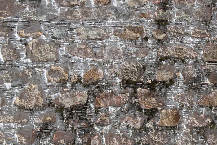 Plakát Břidlice zeď - Těžký průmysl