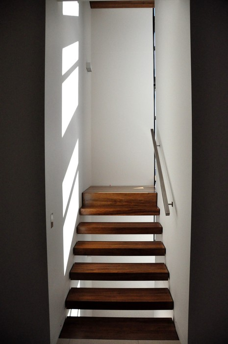 sticker escalier en bois 2 pixers nous vivons pour changer. Black Bedroom Furniture Sets. Home Design Ideas