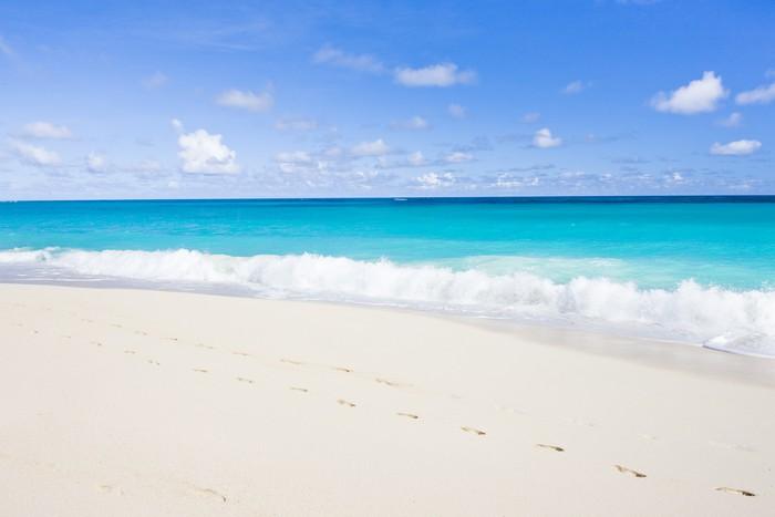 Vinylová Tapeta Faul Bay, Barbados, Karibik - Amerika