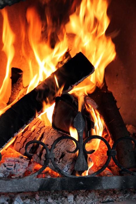 Fototapete Kaminfeuer fototapete kaminfeuer hochformat pixers wir leben um zu