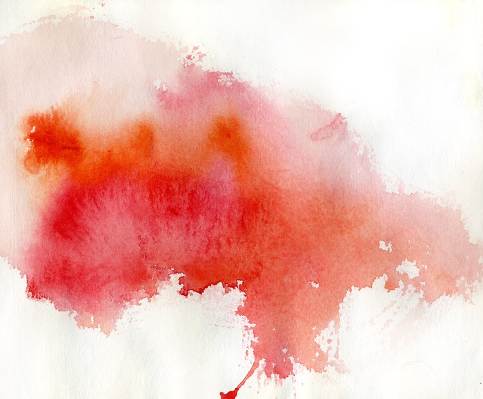 How To Change Pink Paint Into An Orange Color