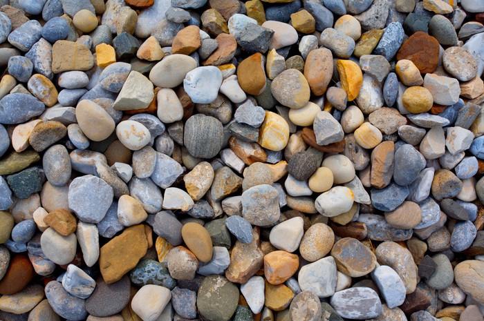 Vinylová Tapeta River Rocks - Struktury