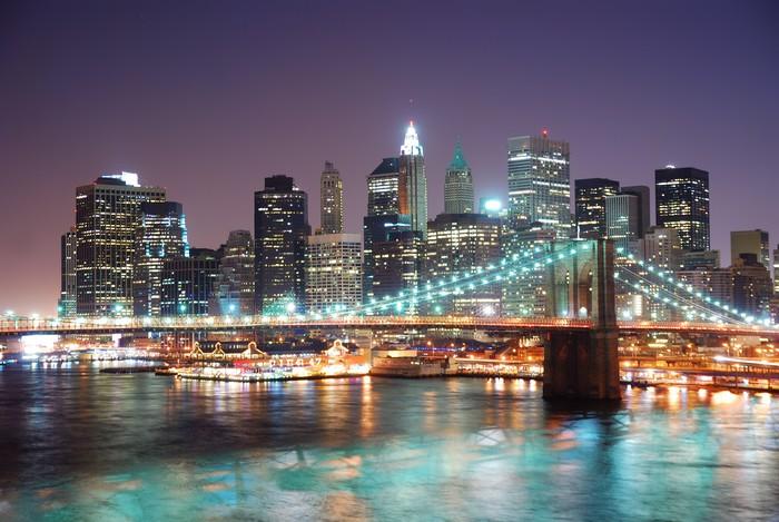 Vinilo pixerstick new york city manhattan pixers for Vinilos pared new york