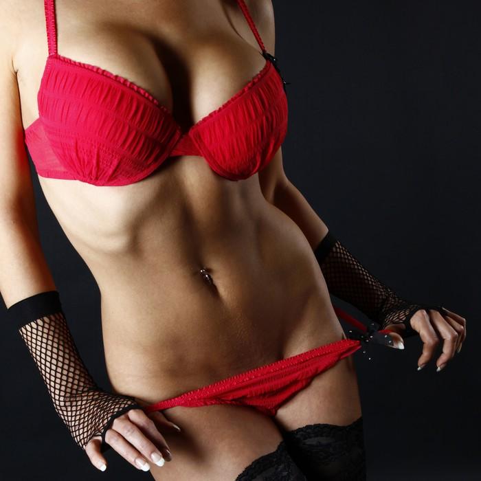 Vinylová Tapeta Spodní prádlo sexy - Spodní prádlo